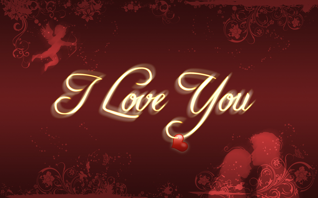 Free I Love You Wallpapers