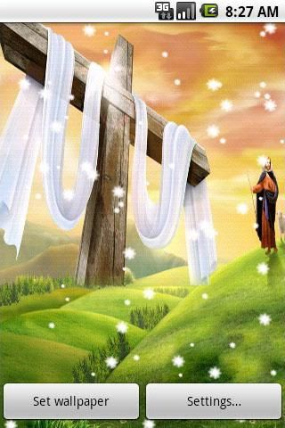 Free Live Christian Wallpaper