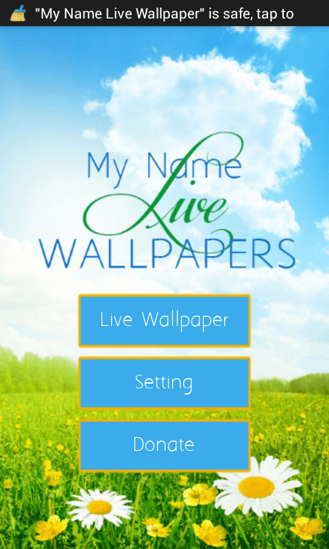 Free Live Name Wallpapers