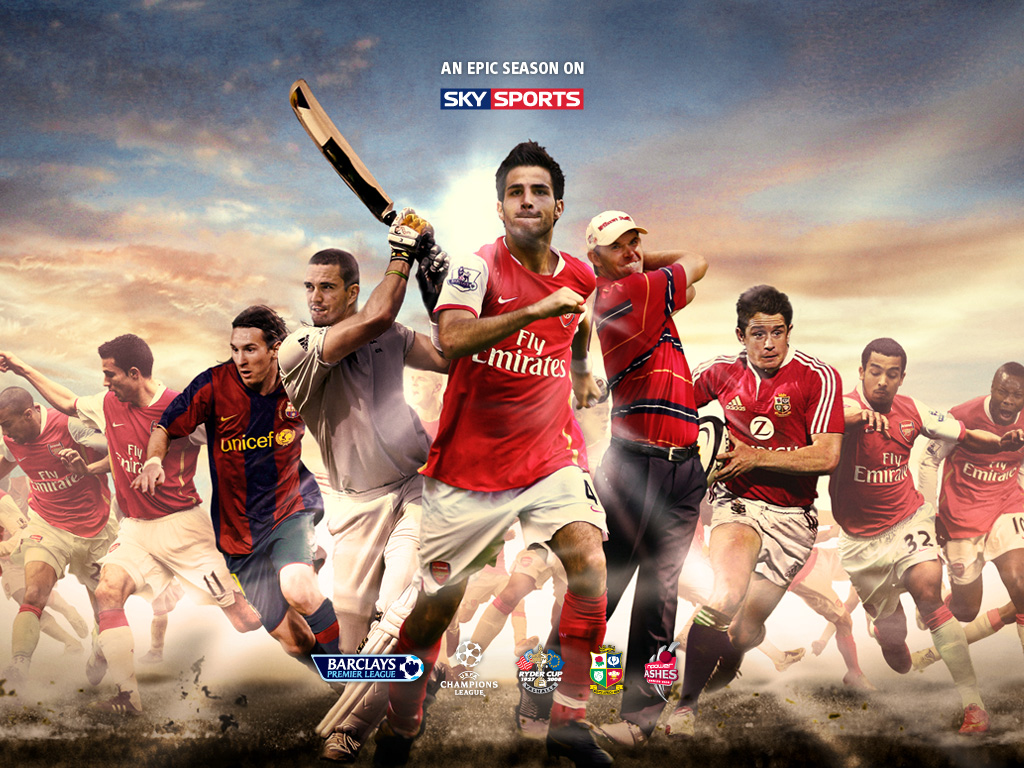 Free Live Sports Wallpapers