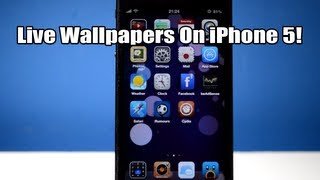 Free Live Wallpaper For Iphone 3gs