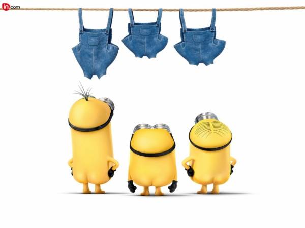 Free Minion Wallpaper Download