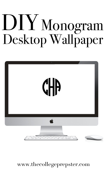 Free Monogram Wallpaper For Computer