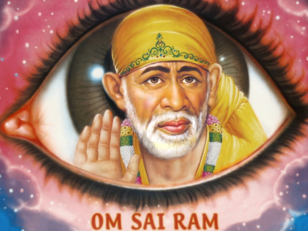Shirdi Sai Baba Mobile Wallpapers Free Download