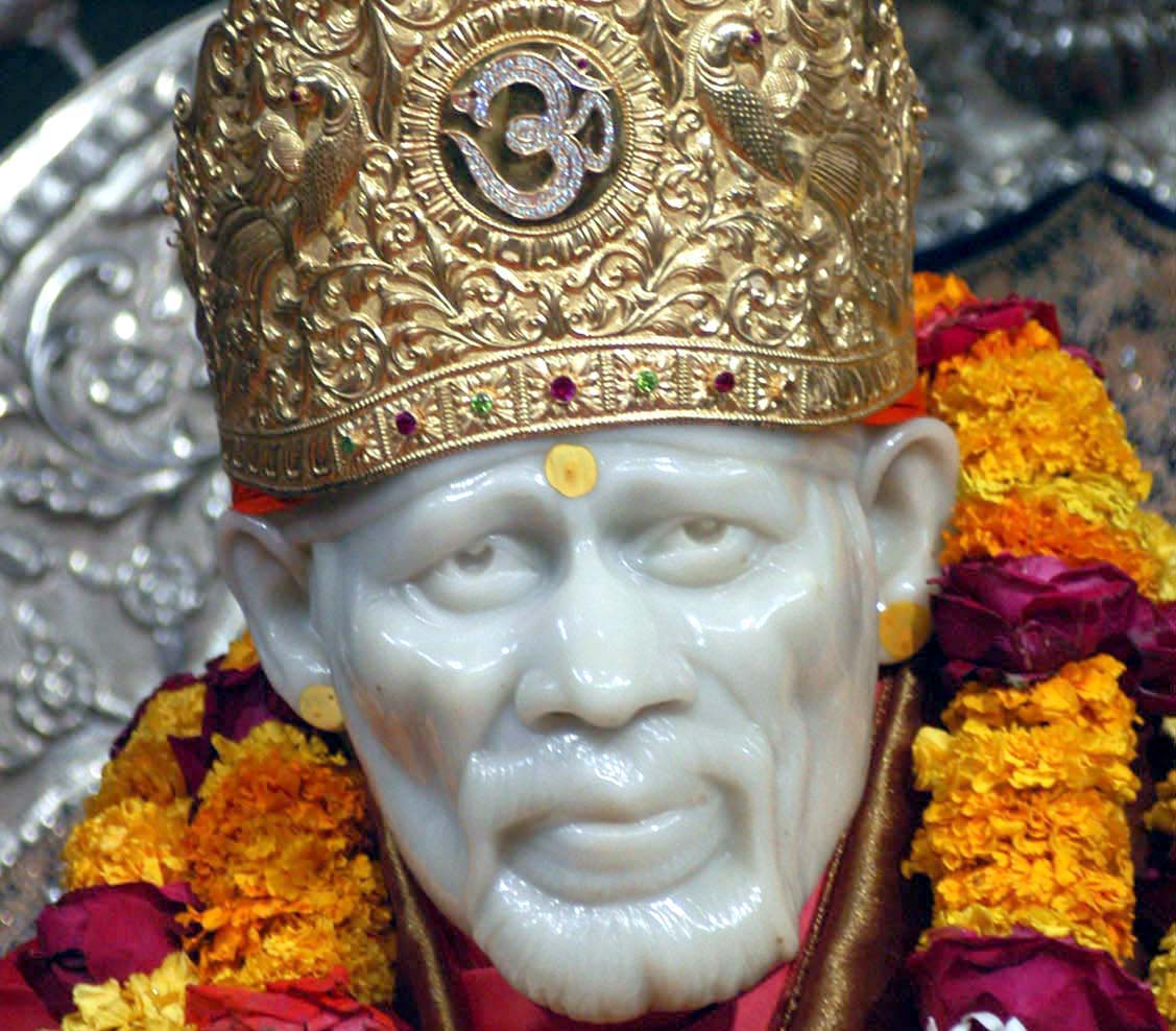 Free Sai Baba Wallpaper Download Mobile