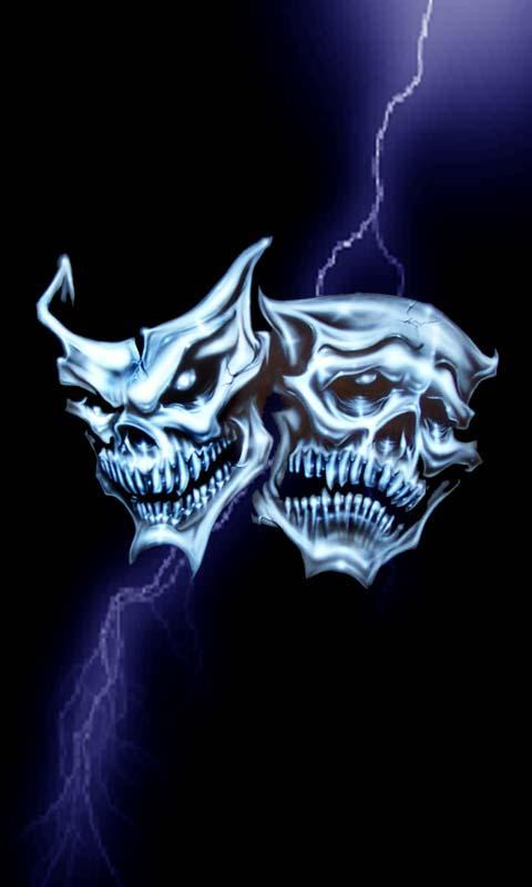 Download Free Skull Live Wallpaper Gallery