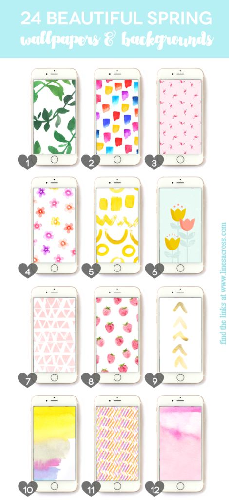 Free Spring Wallpaper For Iphone