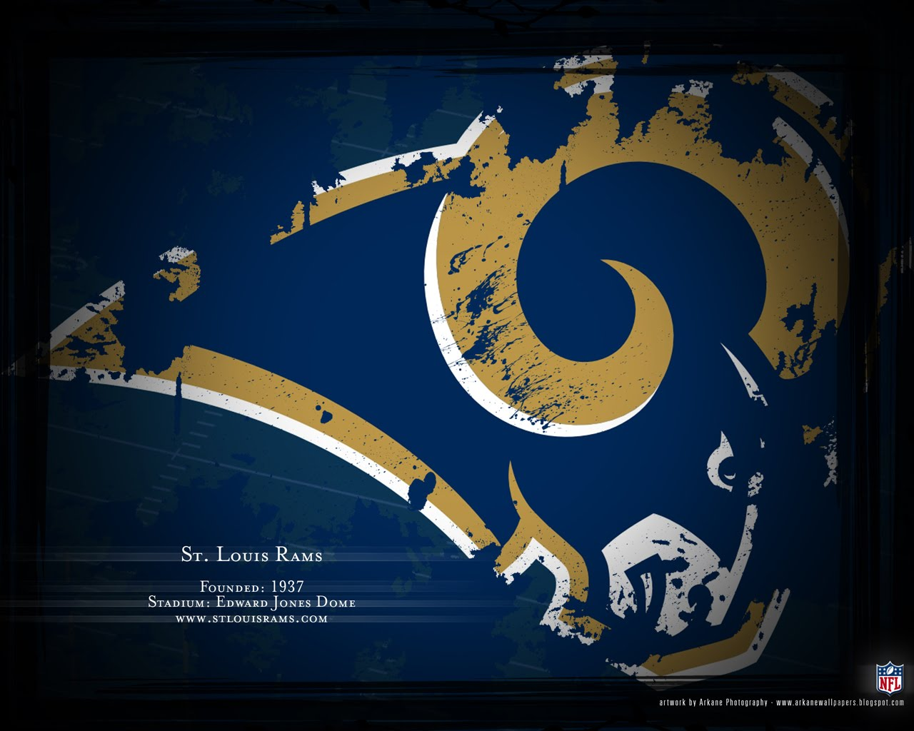 Free St Louis Rams Wallpaper