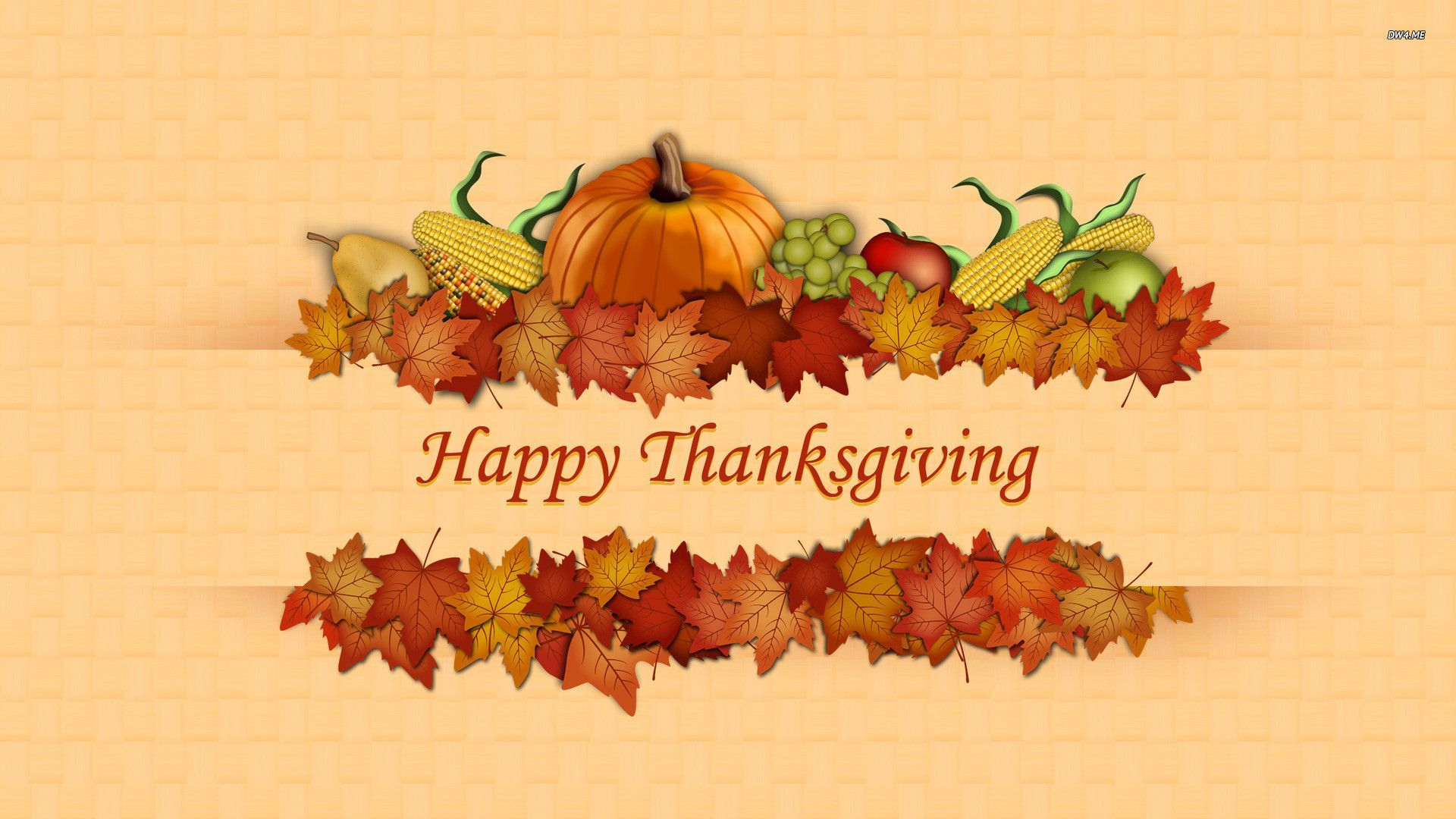 Free Thanksgiving Desktop Wallpaper