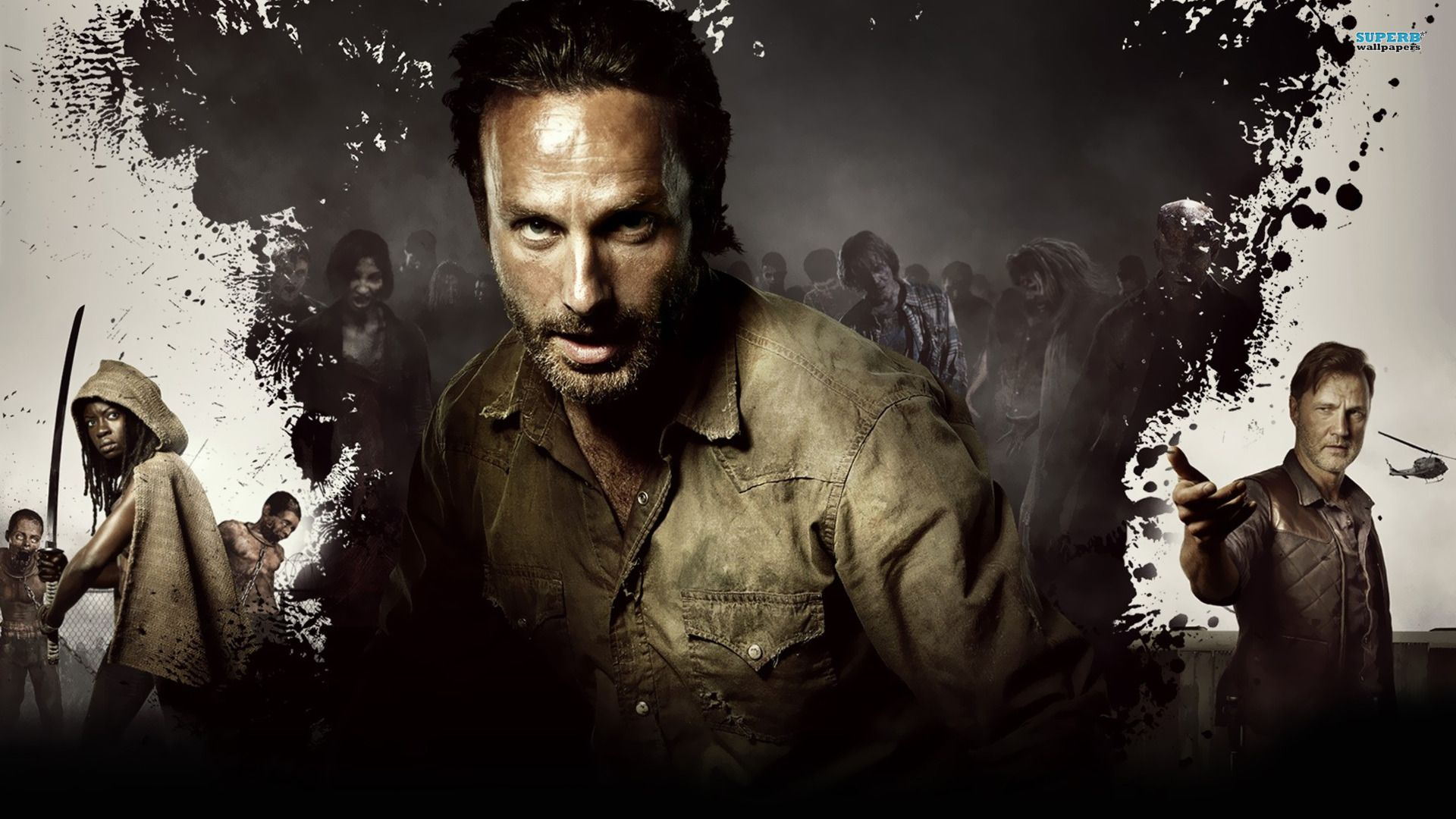 Free Walking Dead Wallpaper