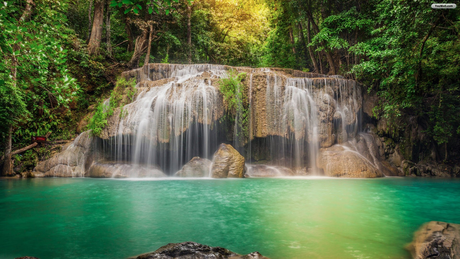 Download Free Wallpaper Waterfall Gallery