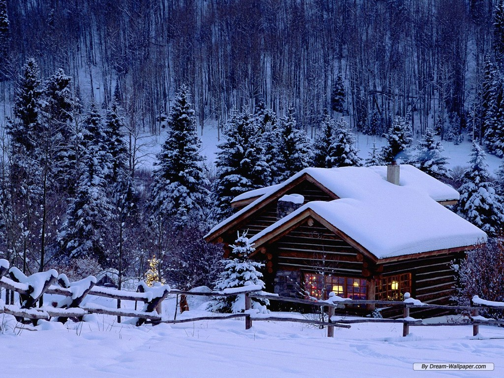 Free Wallpaper Winter Wonderland