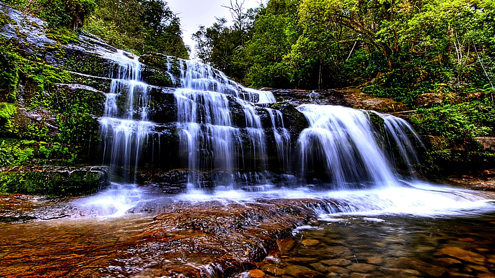 Free Waterfall Live Wallpaper