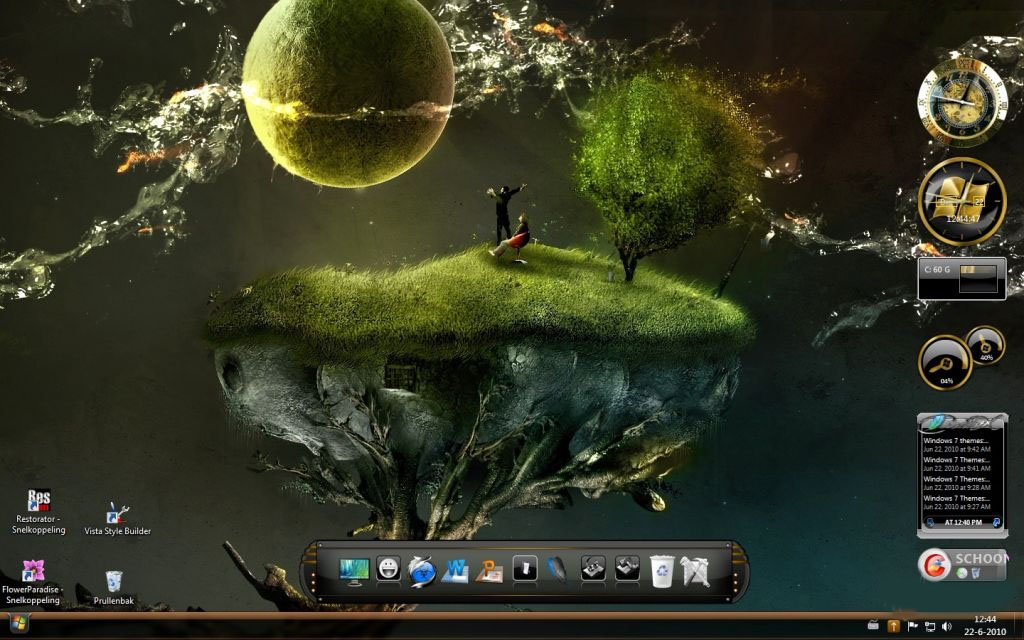 Free Windows 7 Wallpaper Themes