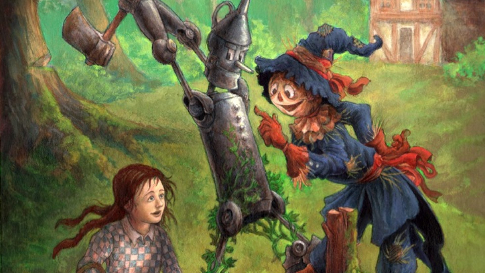 Free Wizard Of Oz Wallpaper