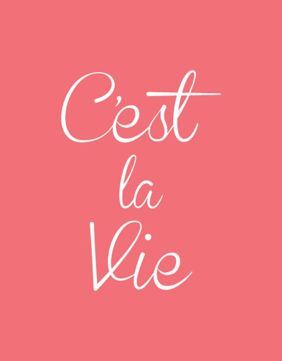 French Quotes Wallpaper