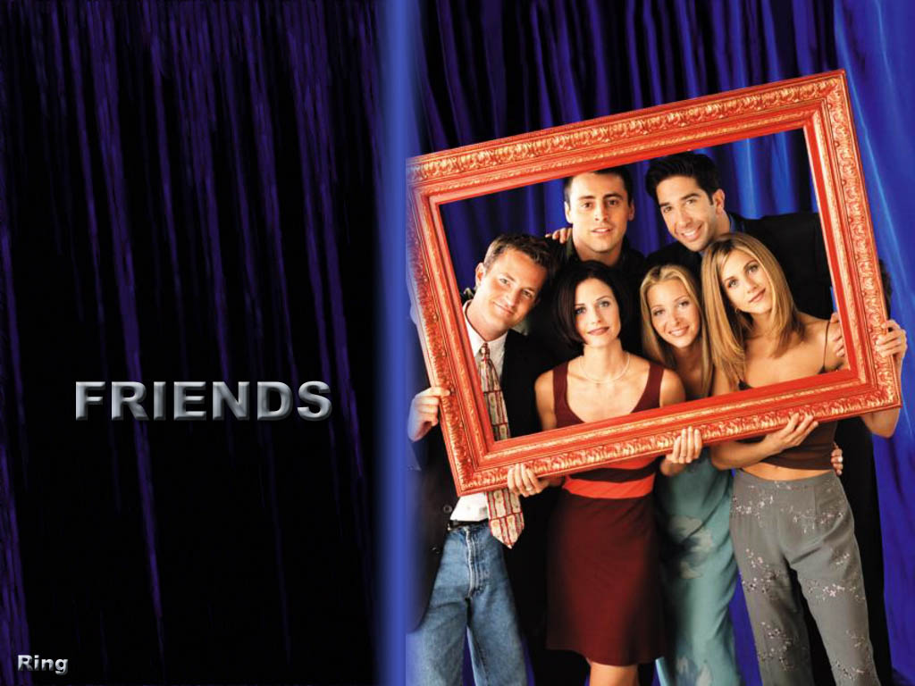 Download Friends Tv Series Wallpapers Gallery