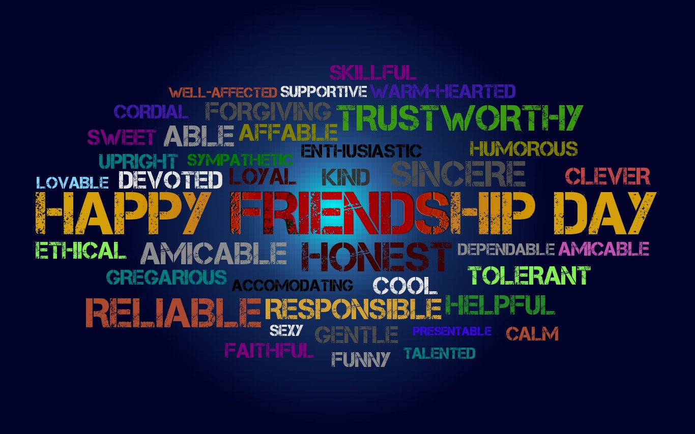 Friendship Day HD Wallpaper