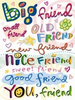 Friendship Wallpaper For Mobile With Quotes
