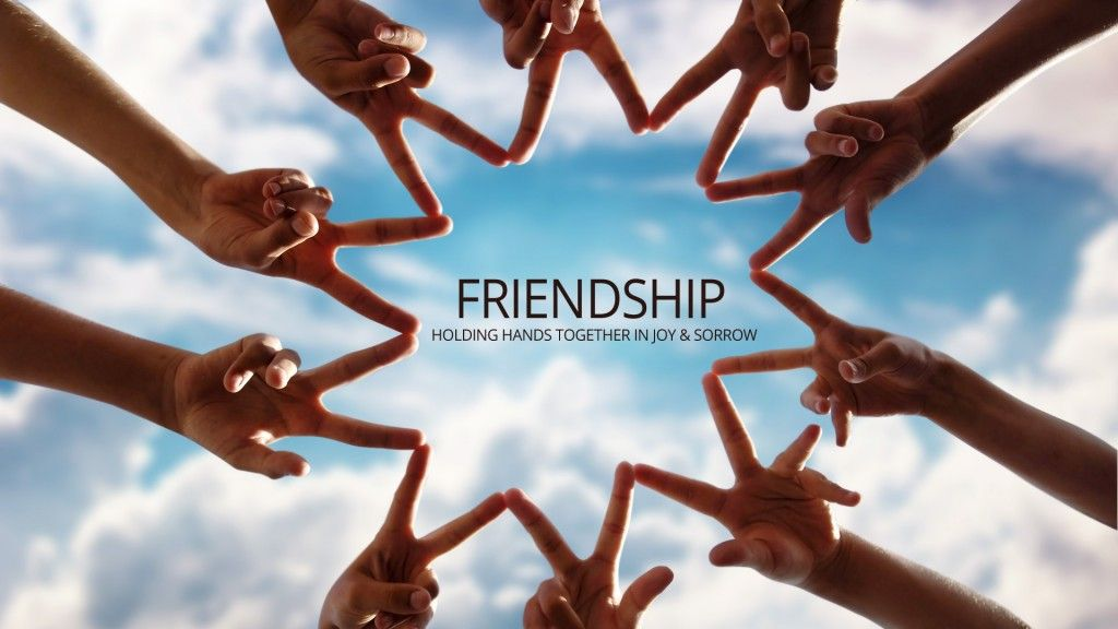 Friendship Wallpaper