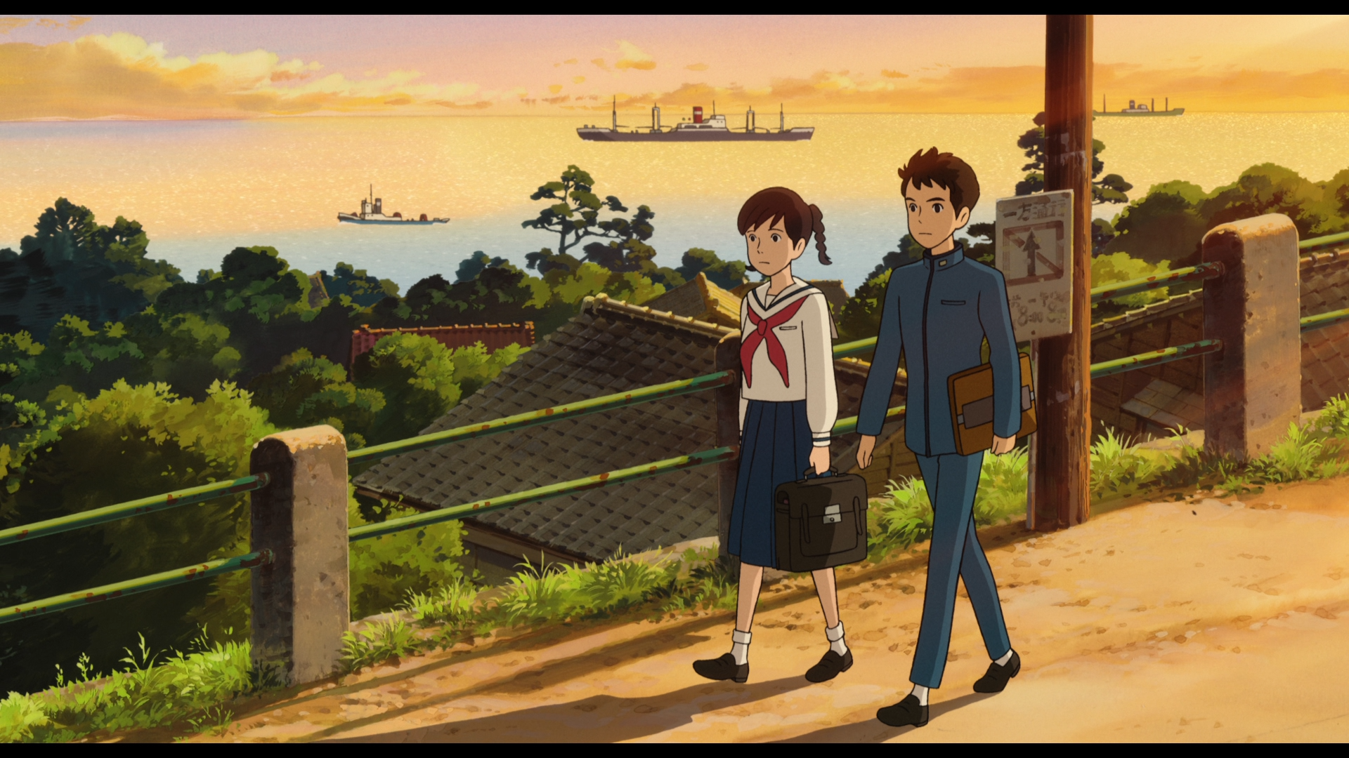 Download From Up On Poppy Hill Wallpaper Gallery