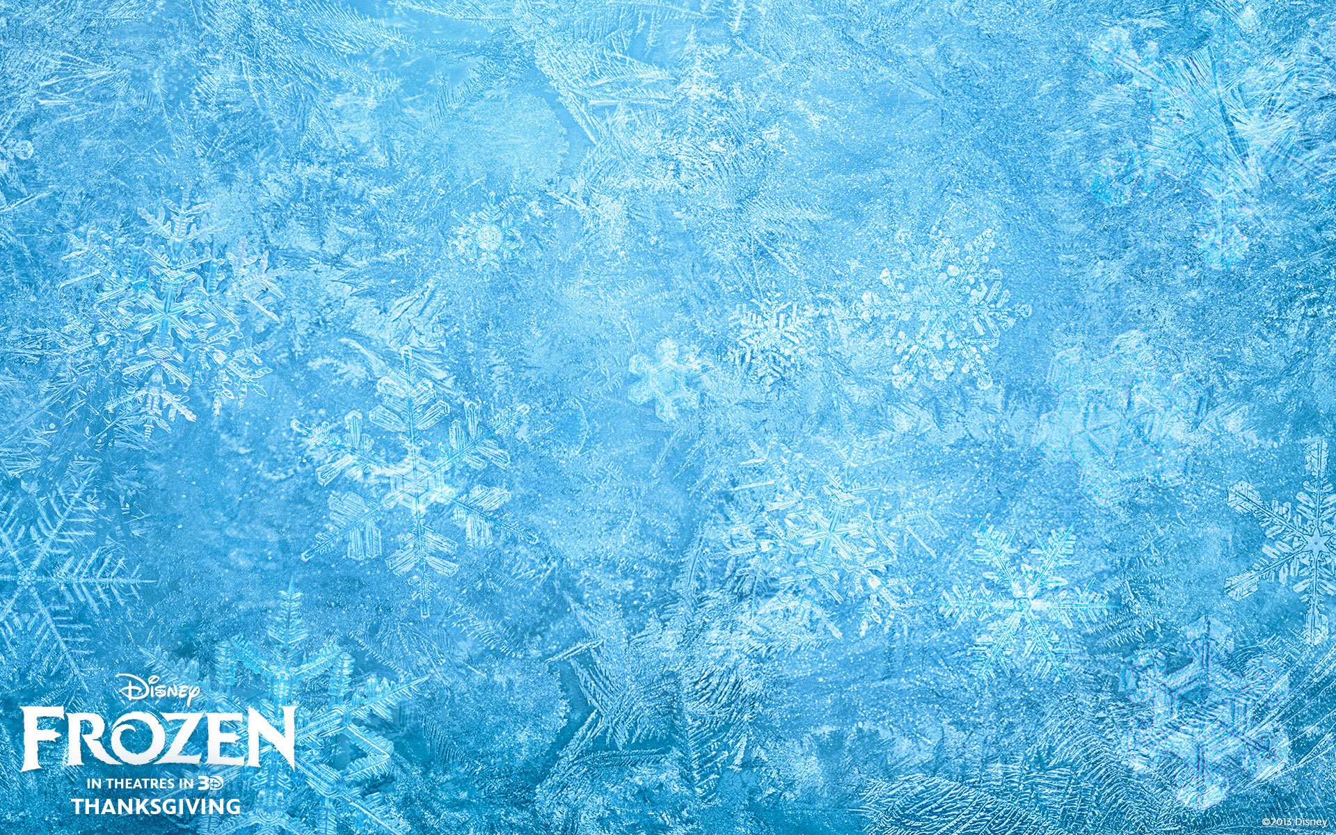 Frozen Ice Wallpaper