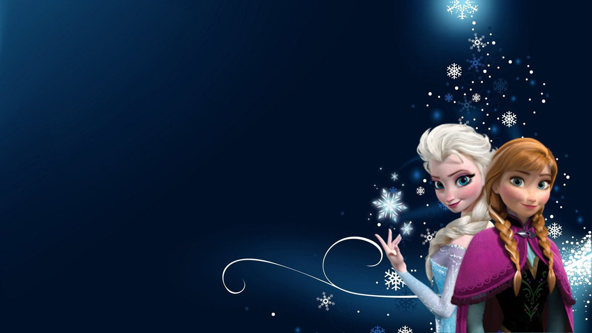 Download Frozen Wallpaper Anna And Elsa Gallery