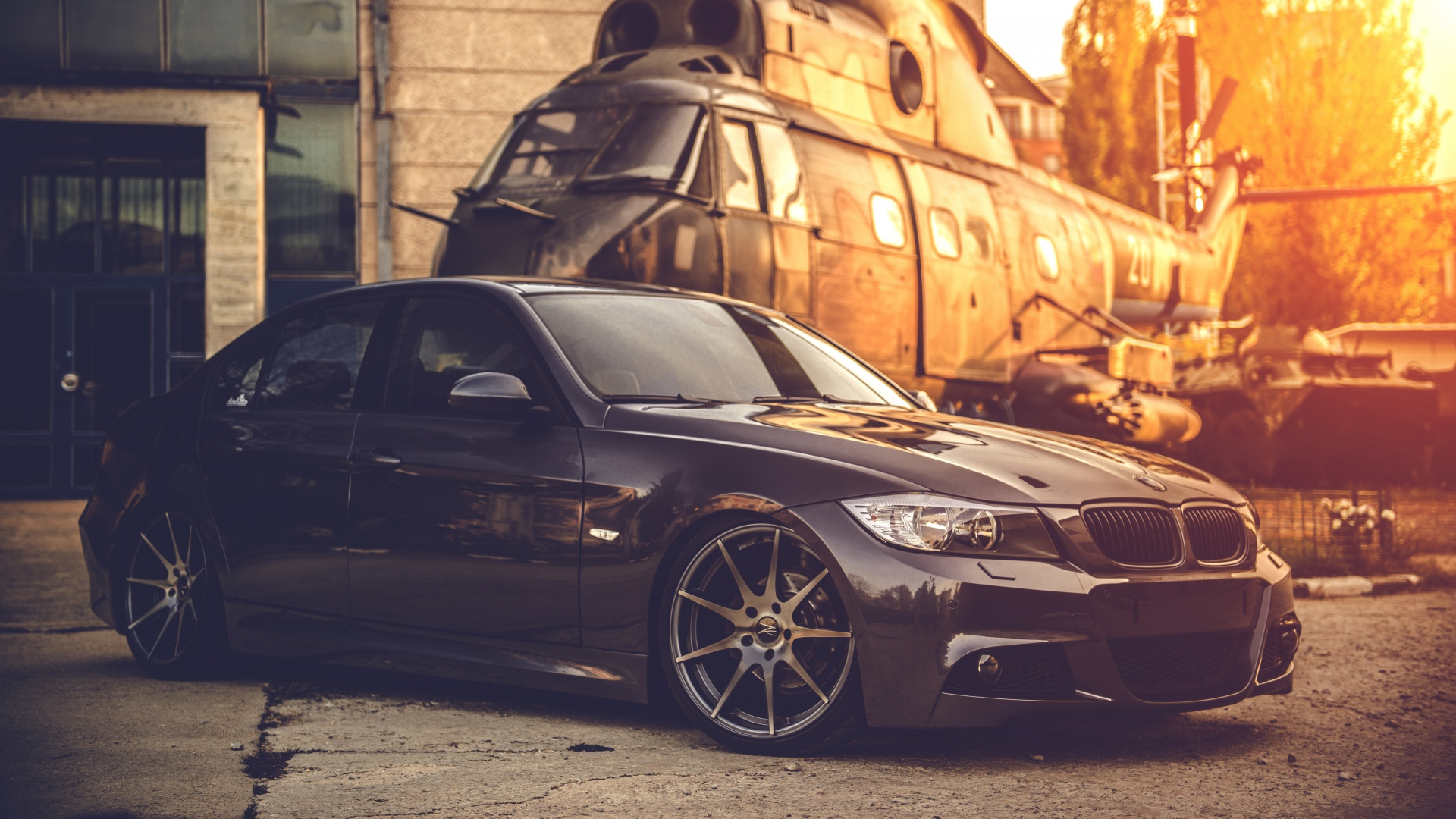 Full HD Bmw Car Wallpapers