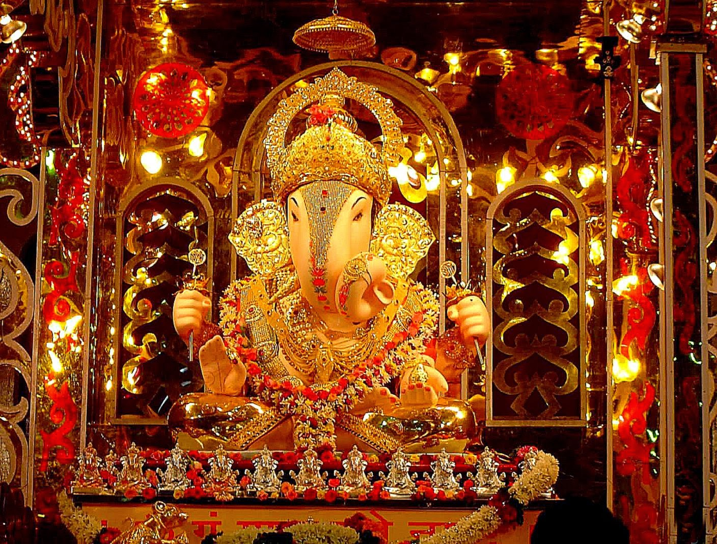 3d ganesh wallpapers for desktop full size