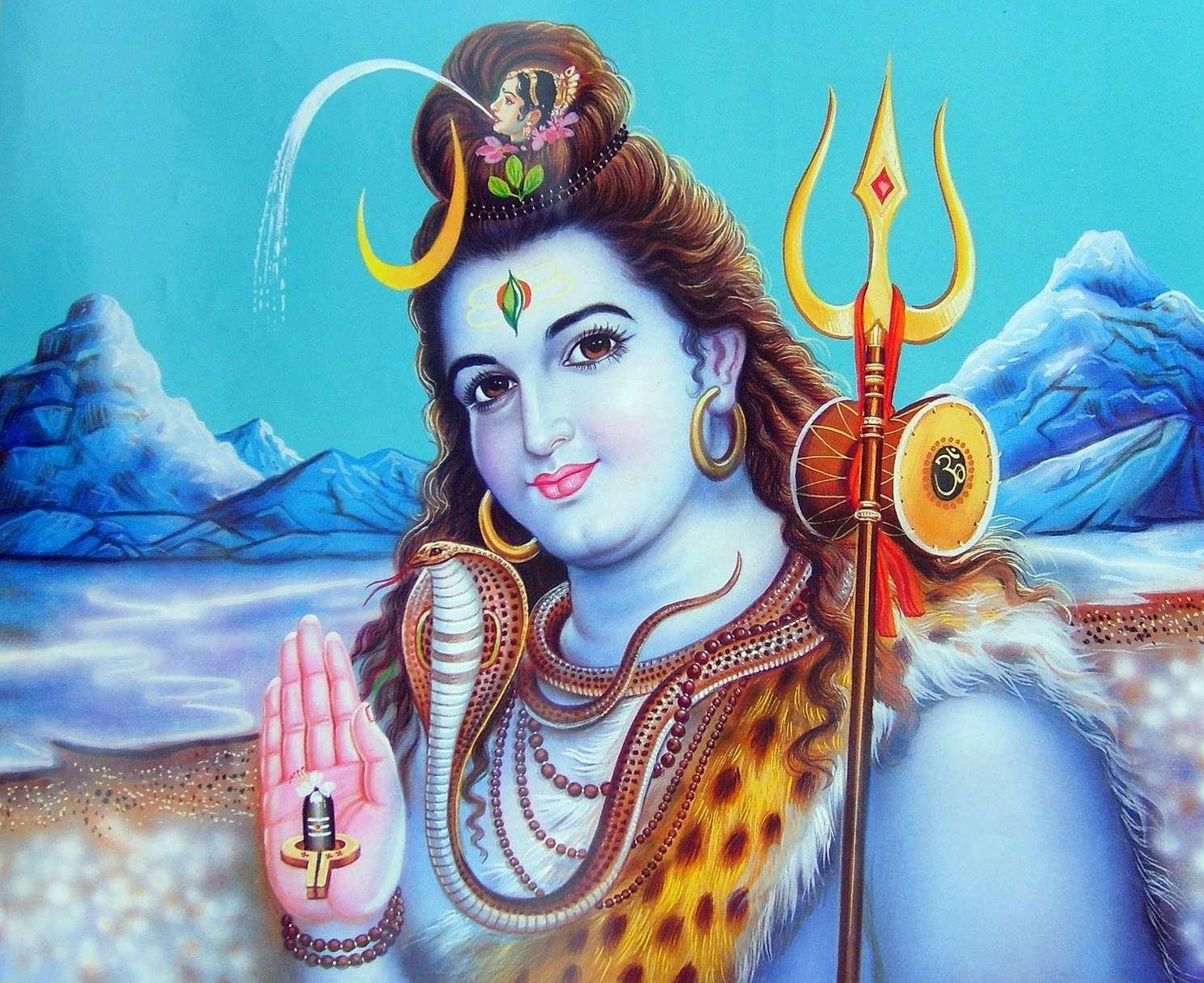 Full HD Shiv Ji Wallpapers