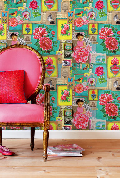 Fun Wallpaper For Home