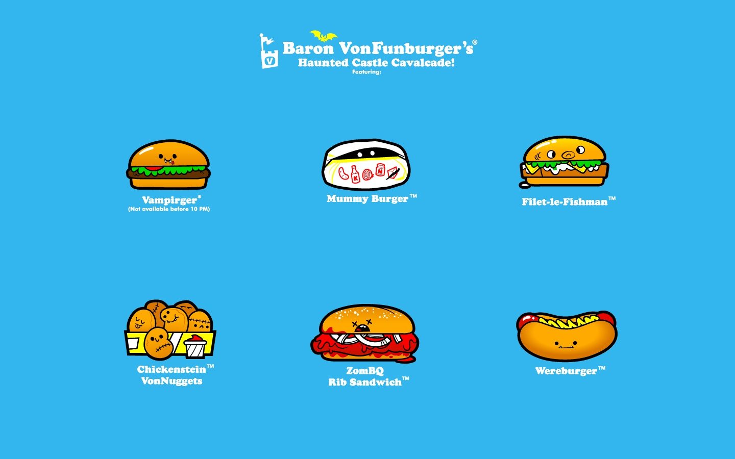 Funny Food Wallpapers