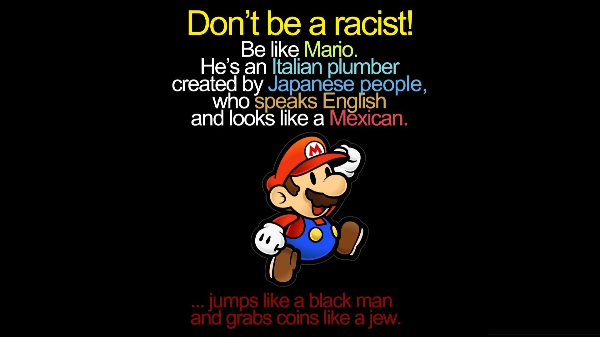 Funny Racist Wallpapers