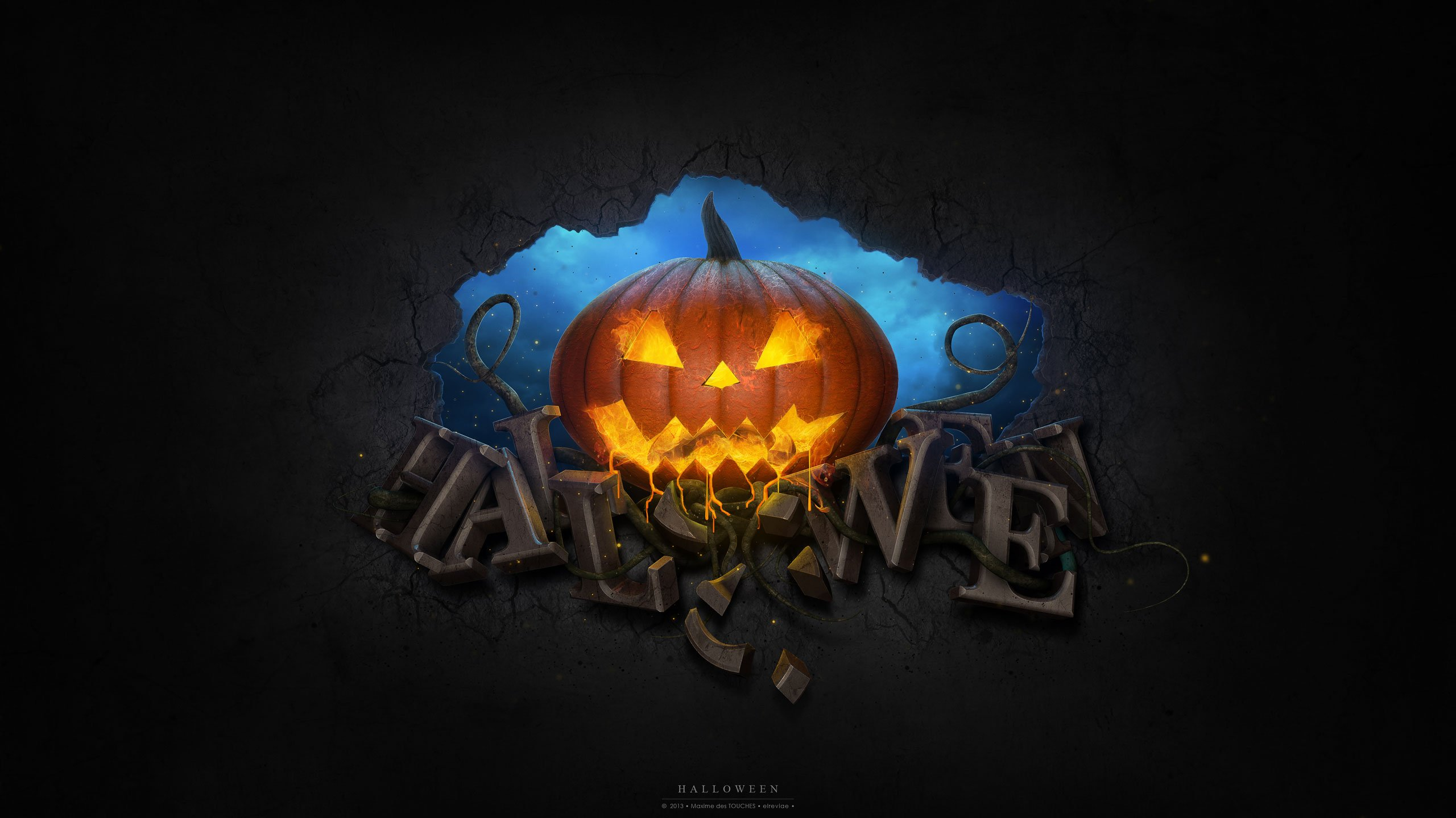 Funny Scary Wallpapers