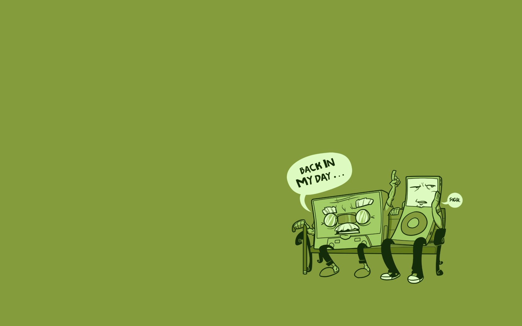 Funny Wallpapers 1680x1050