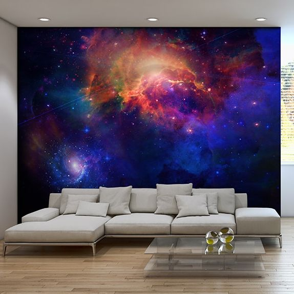 Galaxy Home Wallpaper