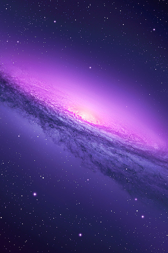 Galaxy Live Wallpaper Iphone