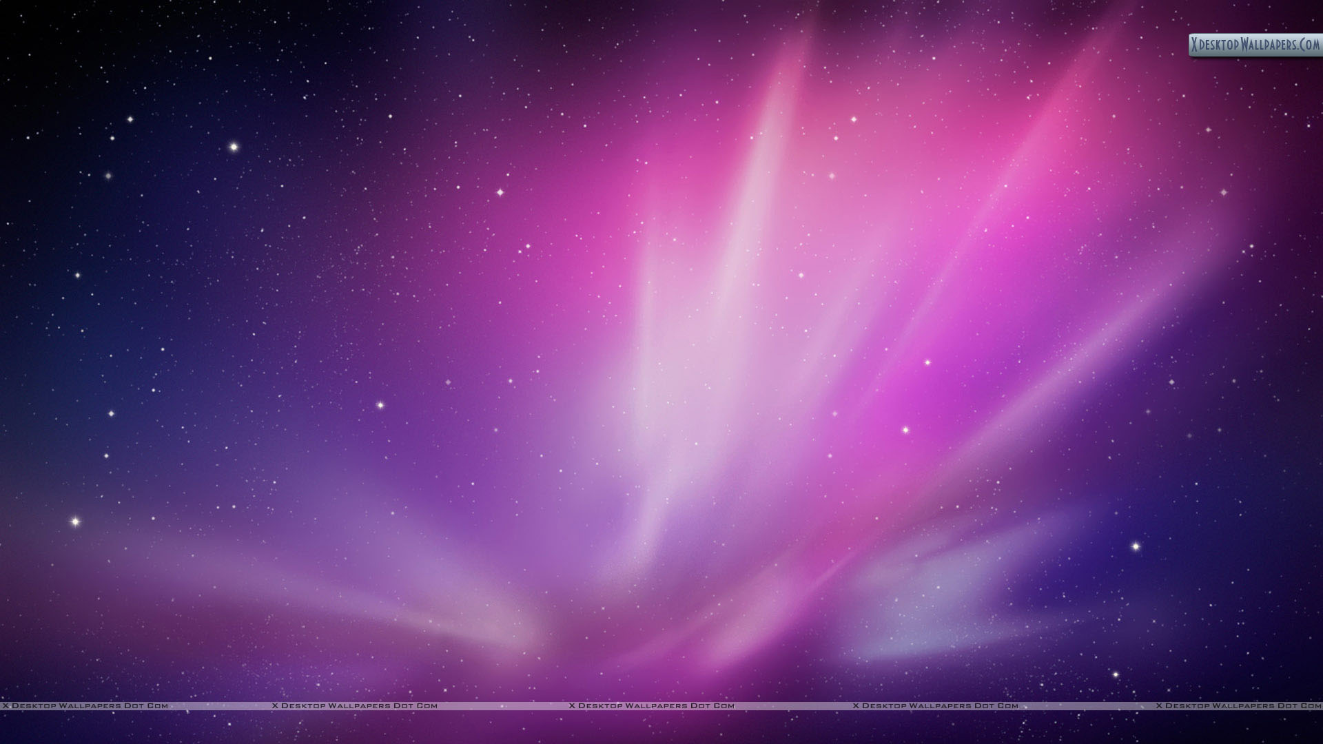 Galaxy Mac Wallpaper
