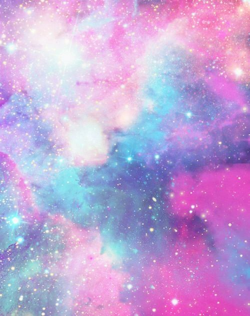 Galaxy Pattern Wallpaper