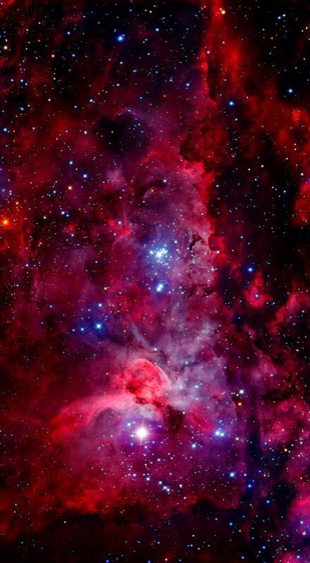 Download Galaxy Red Wallpaper Gallery