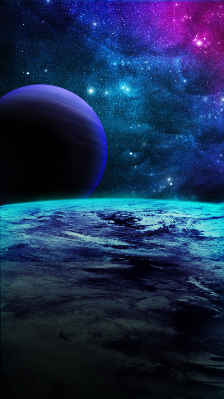 Galaxy S Wallpaper Size