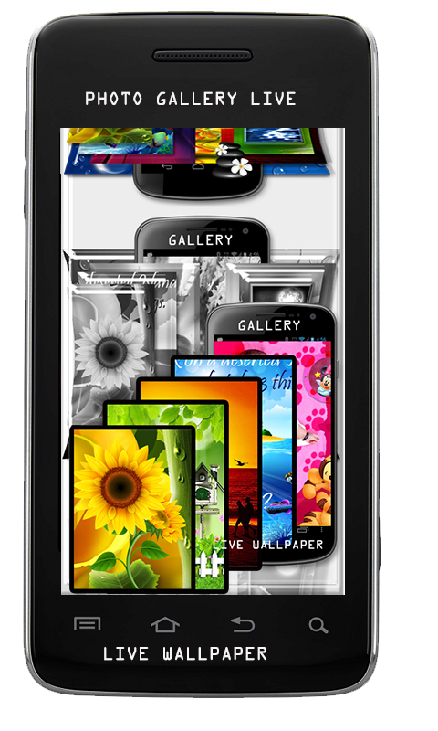 Gallery Live Wallpaper Apk