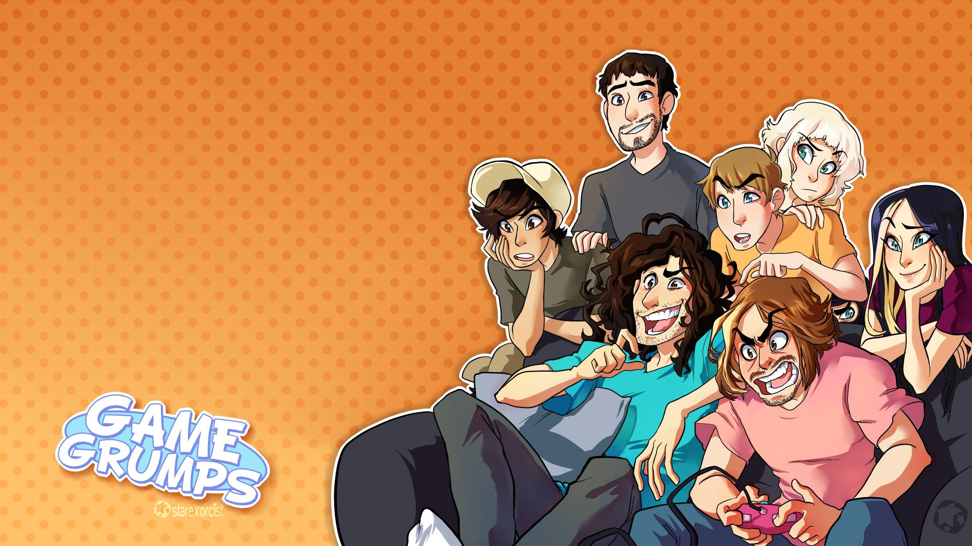 Game Grumps Wallpaper