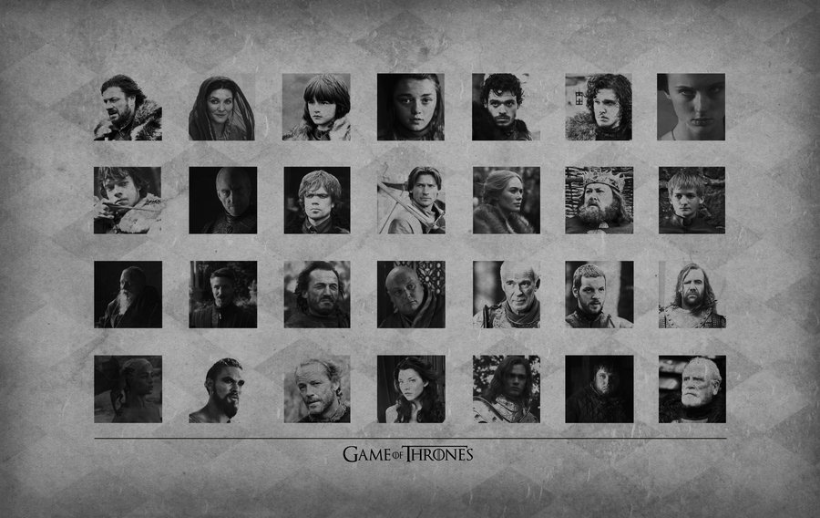 Download Game Of Thrones Characters Wallpaper Gallery
