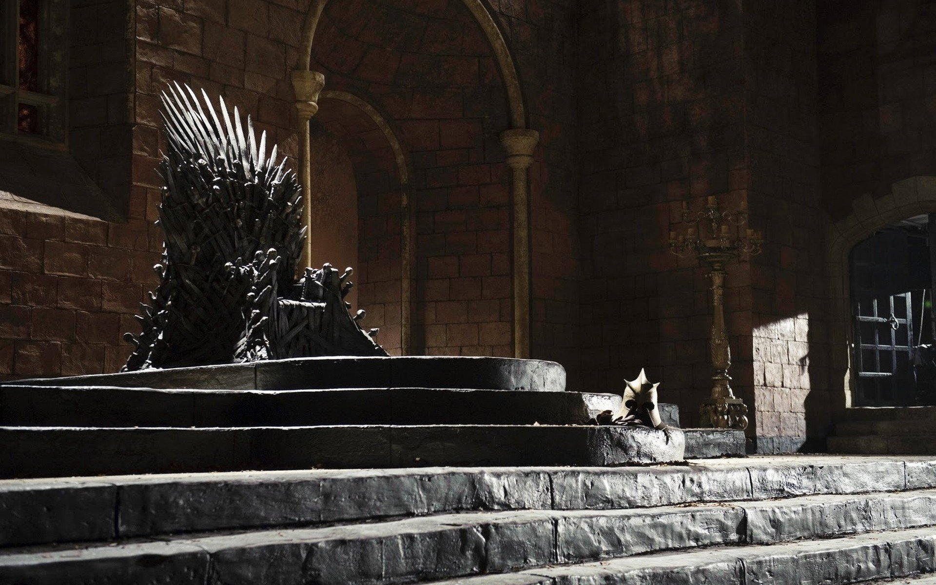 Download Game Of Thrones Iron Throne Wallpaper Gallery