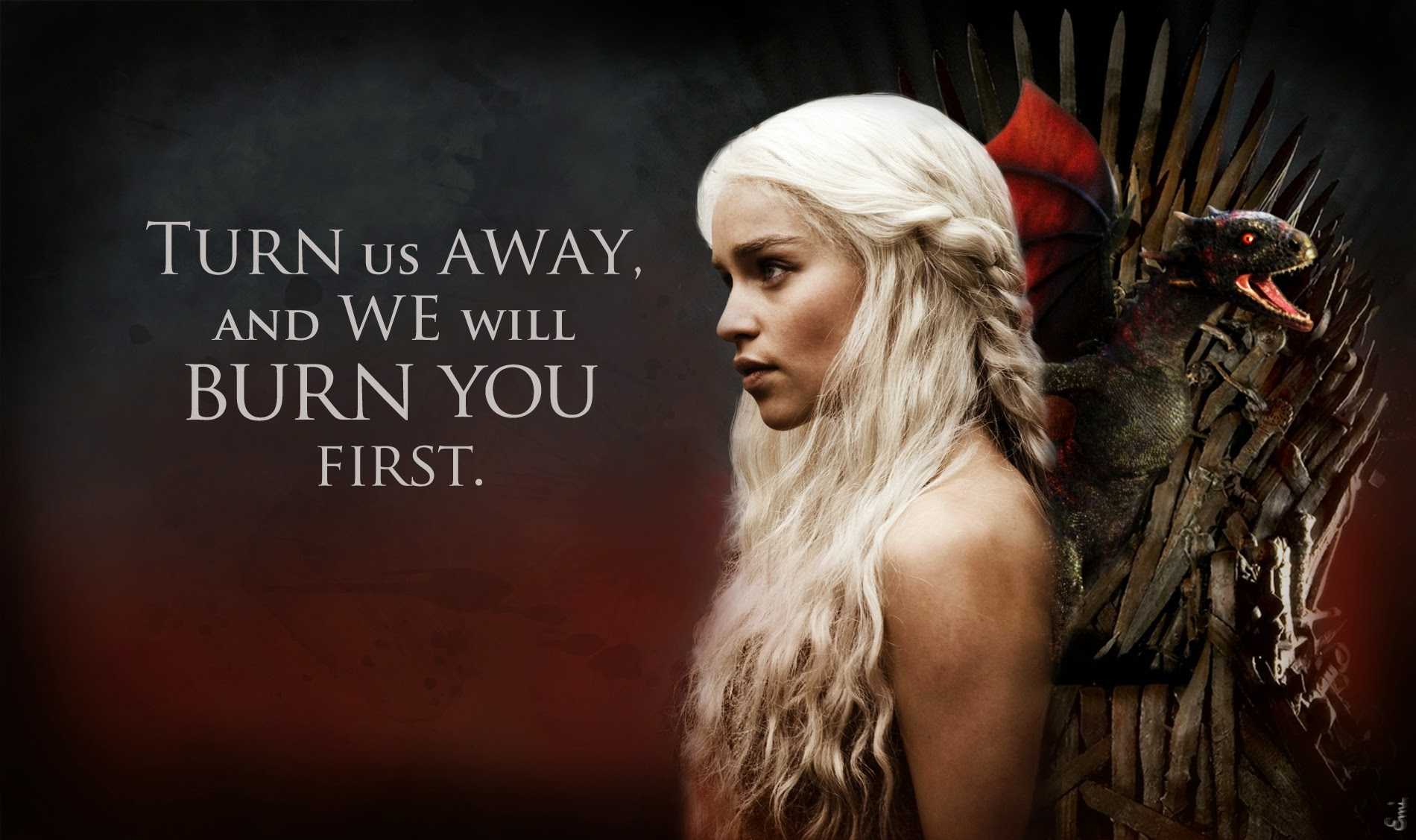 Game Of Thrones Khaleesi Wallpaper