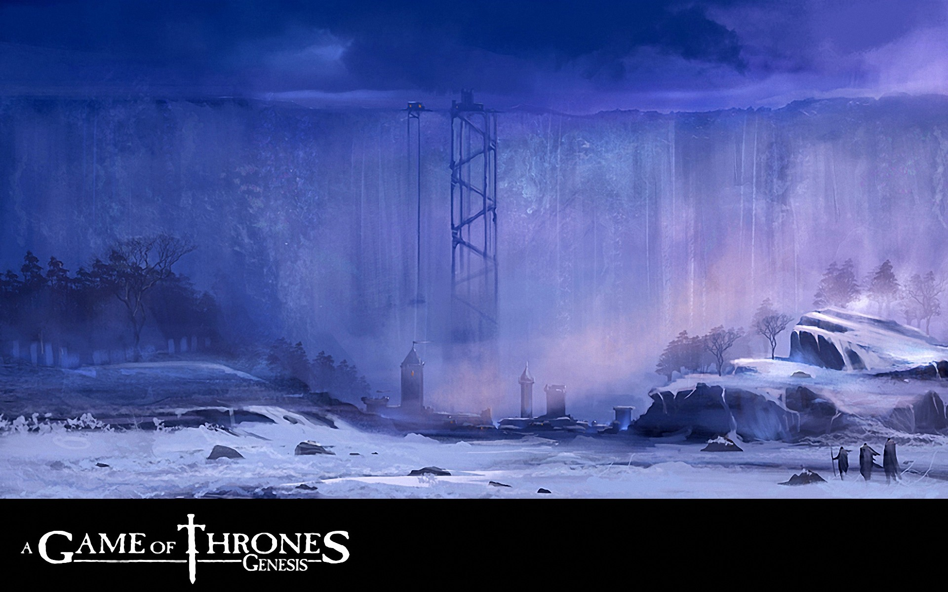 Download Game Of Thron...K Letter Wallpapers 3d