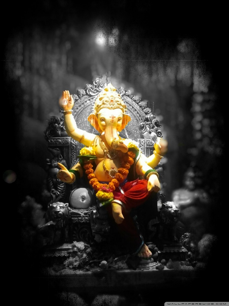 Download Ganesh Hd Mobile Wallpaper Gallery