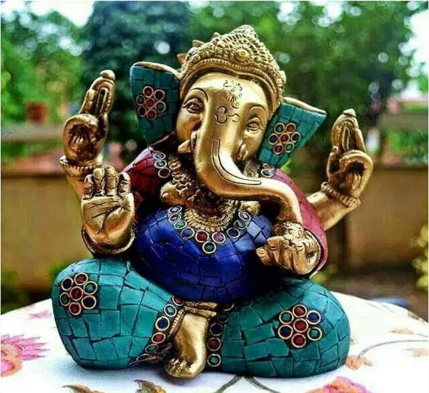 Ganesh Ji HD Wallpaper Download