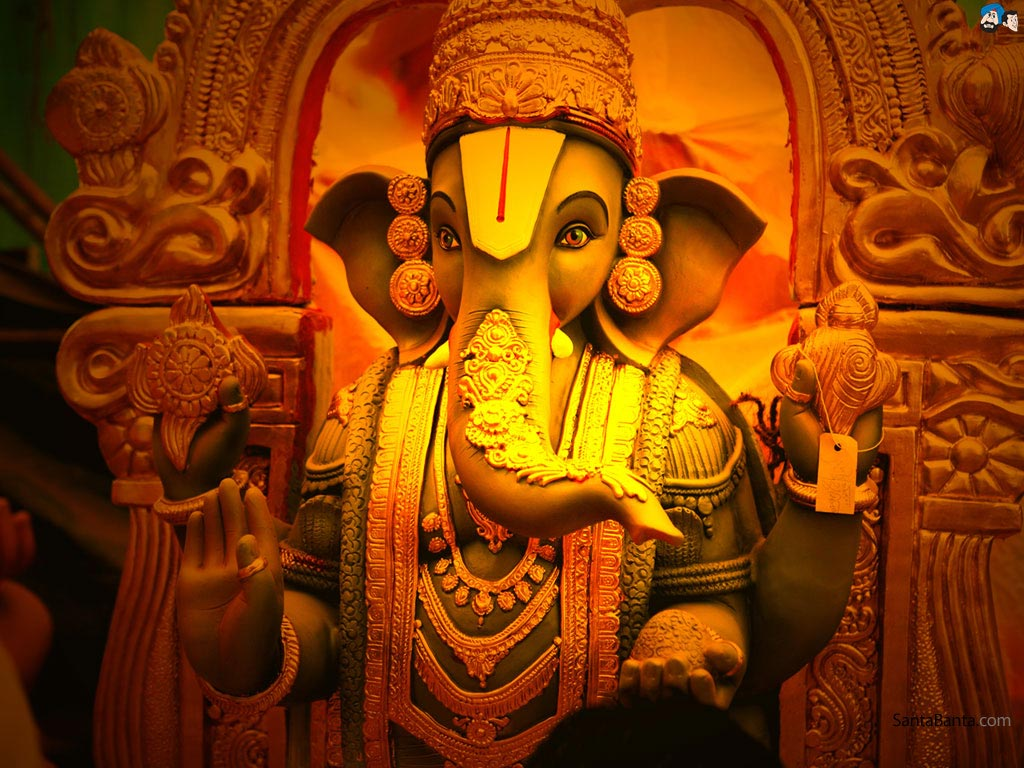 Full Size Hd Wallpapers: Download Ganesh Wallpaper Full Size HD Gallery